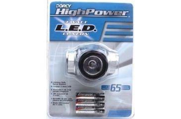 Dorcy 3 Watt- 3AAA LED Headlight w/ Batteries 41-2098