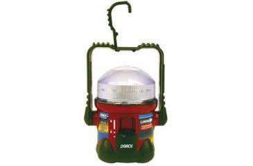 Dorcy 4D Focusing Area/Spotlight w/ Rubber Base & Hang Hook 41-1019