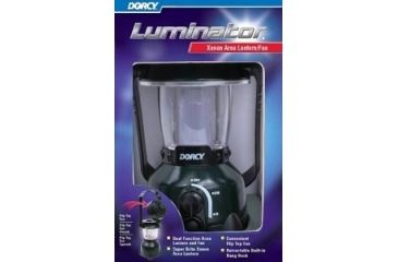 Dorcy 4D Luminator Lantern w/ Flip Top Fan 41-3110