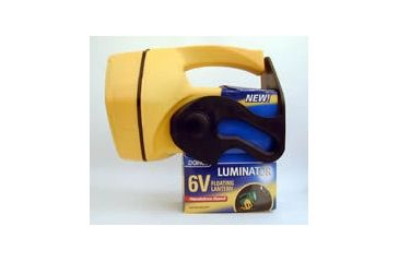 Dorcy 6V Rubber Lantern w/ 6V H.D. Battery 41-2905