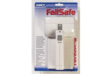 Dorcy FailSafe Recharge Swivel-Head Lantern w/ Focus Spot 41-1034