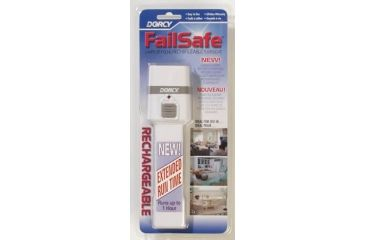 Dorcy One Hour FailSafe Rechargeable Flashlight 41-1042