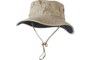 Dorfman Pacific Boonie Hat Khaki Med BH56-KHAKI-7.25