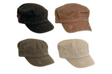 7b6143493bbf3 Dorfman Pacific Washed Twill Cadet Hat Asst BC202-BASC