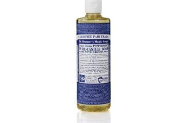 Dr. Bronners Organic Liquid Soap, 16 oz 889602