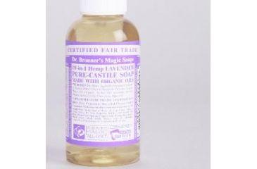 Dr. Bronners Organic Liquid Soap, 2 oz 889611