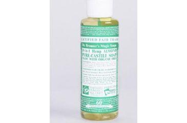 Dr. Bronners Organic Liquid Soap, 4 oz 889608