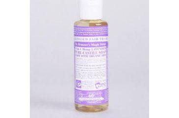 Dr. Bronners Organic Liquid Soap, 4 oz 889612
