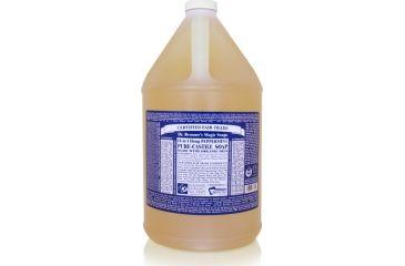 Dr. Bronners Organic Liquid Soap, Gallon 889601