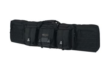 Drago Gear Single Gun Case 46x14x10 Inches Black