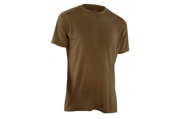 3f2db86745ef Drifire Ultra Lightweight Short Sleeve Tee Coyote Brown XL 20000168-CB-XL