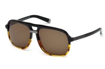 DSquared DQ0071 Sunglasses - Black Frame Color