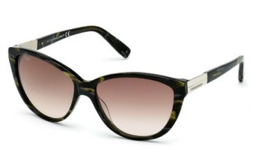 DSquared DQ0112 Sunglasses - Havana Frame Color