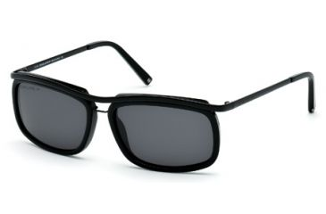 DSquared DQ0117 Sunglasses - Shiny Black Frame Color