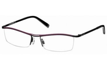 DSquared DQ5001 Eyeglass Frames - 001 Frame Color