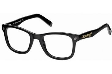 DSquared DQ5005 Eyeglass Frames - 001 Frame Color