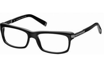 DSquared DQ5010 Eyeglass Frames - Shiny Black Frame Color