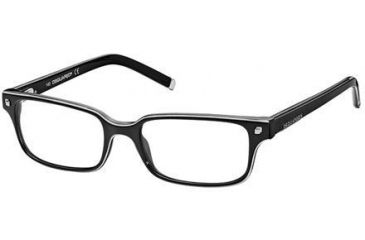 DSquared DQ5018 Eyeglass Frames - 001 Frame Color