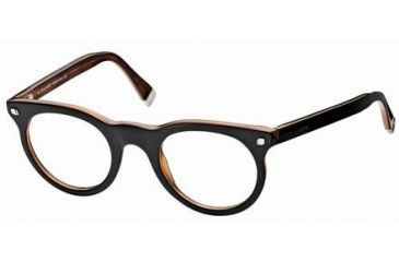 DSquared DQ5027 Eyeglass Frames - Black Frame Color