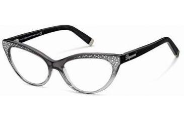 DSquared DQ5029 Eyeglass Frames - Grey Frame Color