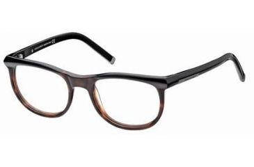 DSquared DQ5033 Eyeglass Frames - Black Frame Color