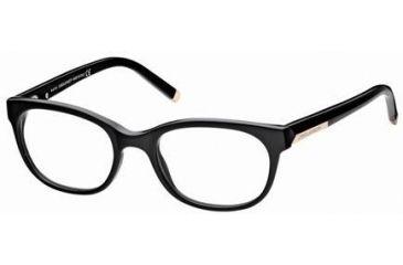 DSquared DQ5041 Eyeglass Frames - Shiny Black Frame Color