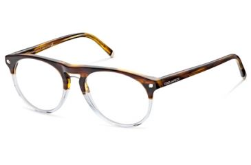 DSquared DQ5074 Eyeglass Frames - Havana Frame Color