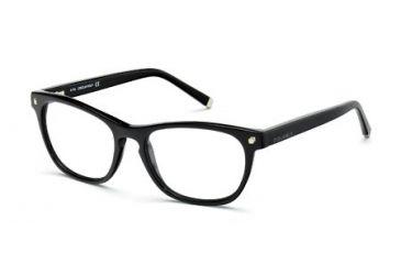 DSquared DQ5084 Eyeglass Frames - Shiny Black Frame Color