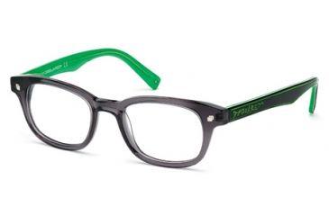 DSquared DQ5098 Eyeglass Frames - Grey Frame Color