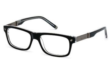 DSquared DQ5103 Eyeglass Frames - Black/Crystal Frame Color
