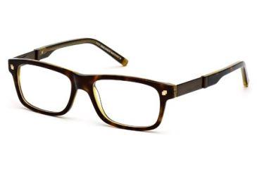 DSquared DQ5103 Eyeglass Frames - Havana Frame Color