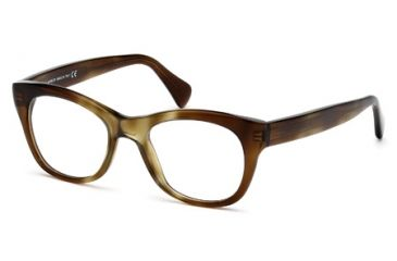 DSquared DQ5106 Eyeglass Frames - Coloured Havana Frame Color