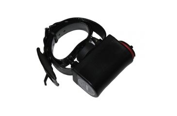 DT Systems No Bark Training Collar, Black, Big Dog 167260