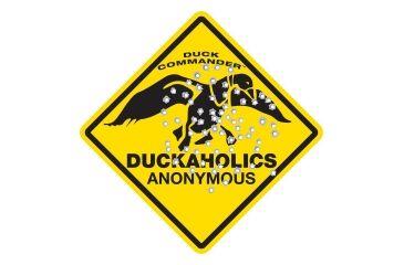 Duck Commander Duckaholics Anonymous Sign 118683