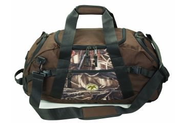 Duck Commander Gear Bag, Medium Duffle W/Realtree Max 4 Trim, Browdvantage Max4 55672