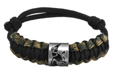 Duck Commander Paracord Bracelet with Logo, Camo 119254