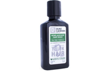 2-Duke Cannon Supply Co News Anchor 2-in-1 Tea Tree Hair Wash