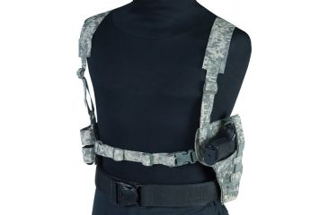 Eagle Industries Tanker Style Holster w/Mag pouch