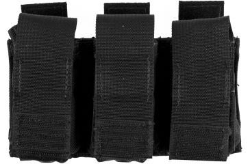 Eagle Industries Triple Duty Mag Pouch FB Style Black Sig 226 / Beretta 92F DMP-3-FB-226/92F
