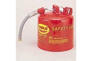 Eagle Manufacturing Type II Safety Cans, Galvanized Steel, Eagle Manufacturing U2-26S