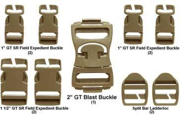 Eagle Industries Assorted Buckle Repair Kit
