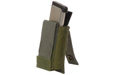 Eagle Industries Single Pistol Mag Pouch FB MOLLE