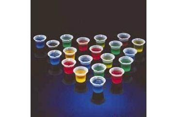 Eagle Thermoplastic Beaker Cups, Polystyrene B10-1000