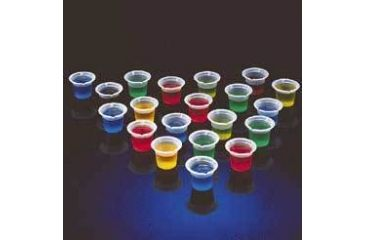 Eagle Thermoplastic Beaker Cups, Polystyrene B800-100