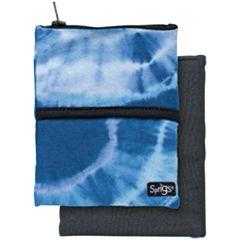 Earbags Big Banjee Tie Dye Blue/blk 552084