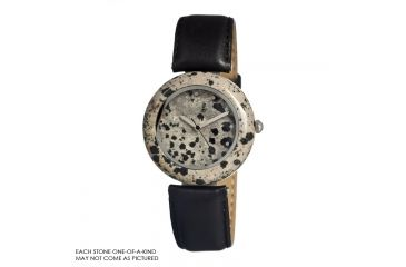 Earth Et1001 Leopard Jasper Watch, Multicolor ETHET1001