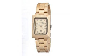 Earth Sego01 Cork Watch, Khaki/tan ETHSEGO01