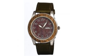 Earth Sepe04 Petro Watch, Olive ETHSEPE04