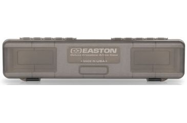 1-Easton Deluxe Crossbow Bolt Box, Holds 12 Xbow Bolts