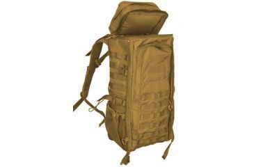Eberle Stock Little Brother Pack, Coyote Brown G1MC
